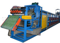 Automatic Rubber Batch Off Cooling Machine