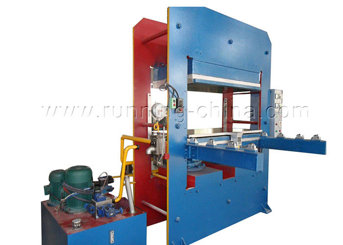 Auto Floor Mat Rubber Vulcanizing Machine
